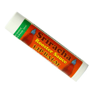 Sriracha Spicy Lip Balm