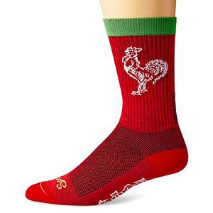 Sriracha Bottle Socks