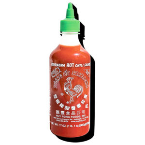 Sriracha Bottle Funky Chunky Magnet