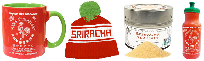 15 Fun & Spicy Sriracha Hot Sauce Stocking Stuffers Under $15