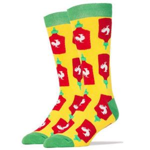 Men's Holy Sriracha! Crew Socks