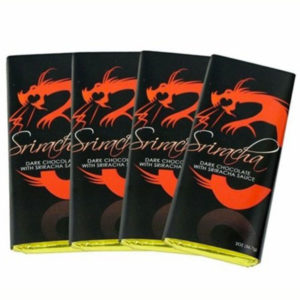 Devil Inside Dark Chocolate Sriracha Bar