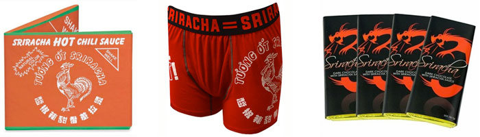 10 Hot Sriracha Valentine's Day Gifts