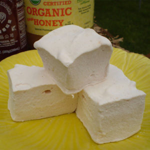 Sriracha Honey Marshmallows