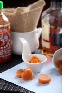 Whiskey-Sriracha Candy Recipe